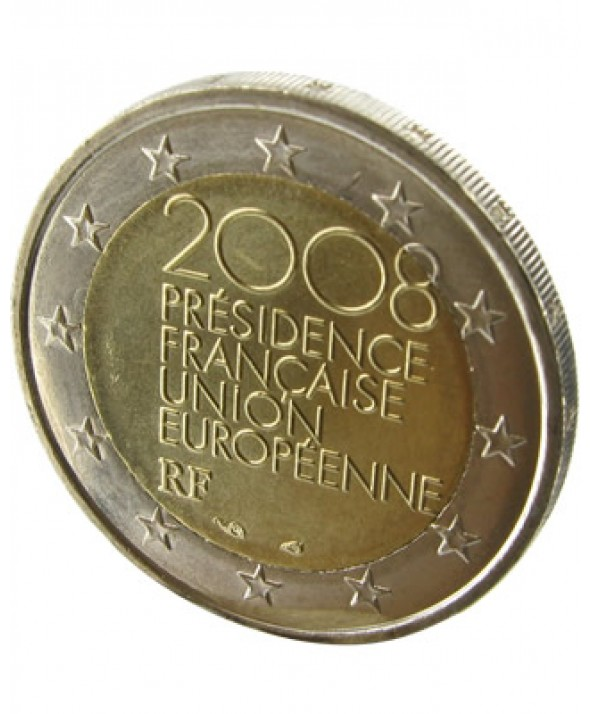 2 Euros Commmorative - France 2008