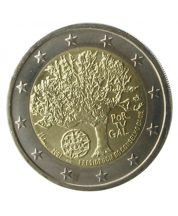 2 Euros Commémorative - Portugal 2007