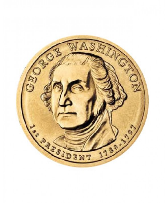 1 DOLLAR - GEORGE WASHINGTON