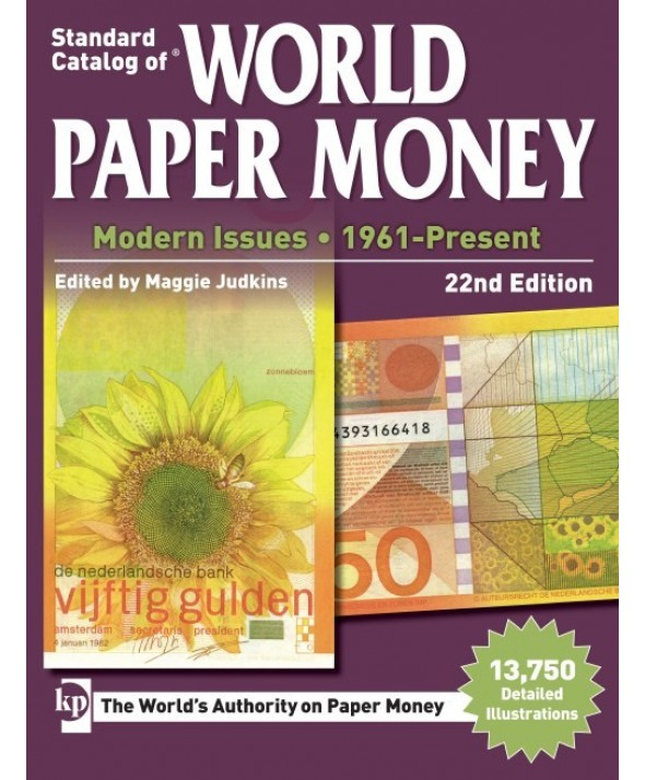 World Paper Money, 22ème Edition (2017)