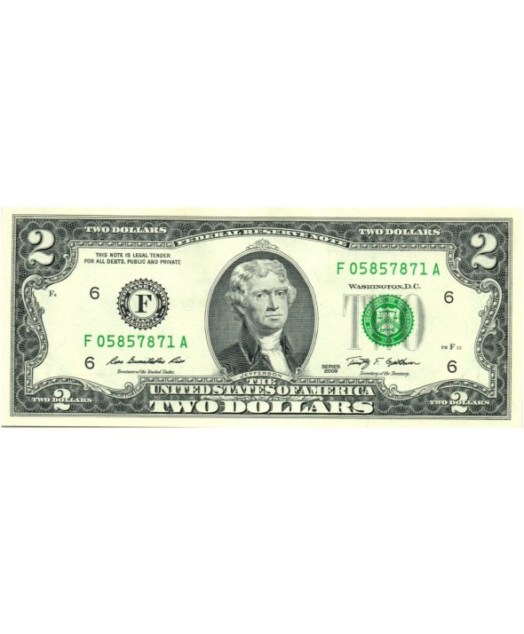 2 Dollars, Jefferson - 2009 F6 Atlanta