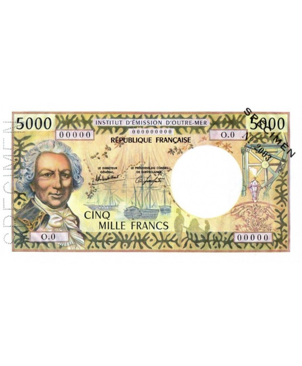 5000 Francs, Bougainville