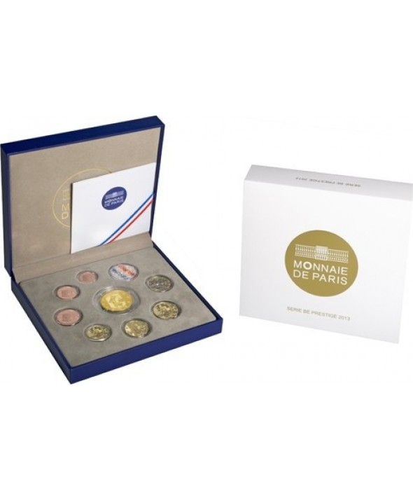 Coffret BE Euro 2014 - France