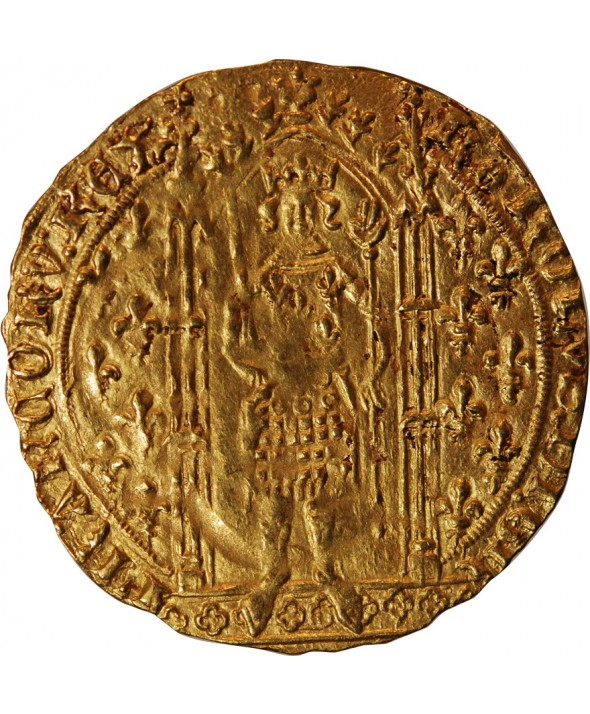 CHARLES V - FRANC A PIED OR 1364 / 1380