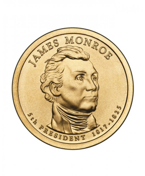 1 Dollar USA 2008 - James Monroe