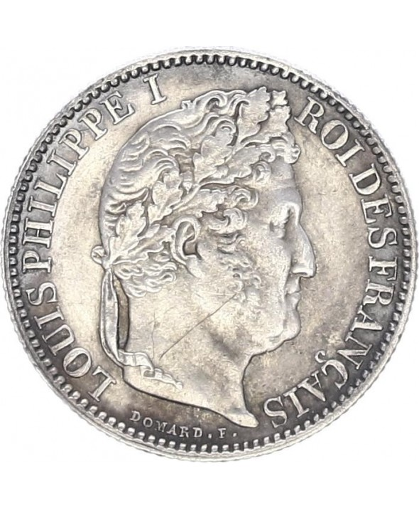 50 Centimes, Louis-Philippe 1er - 1847 A Paris