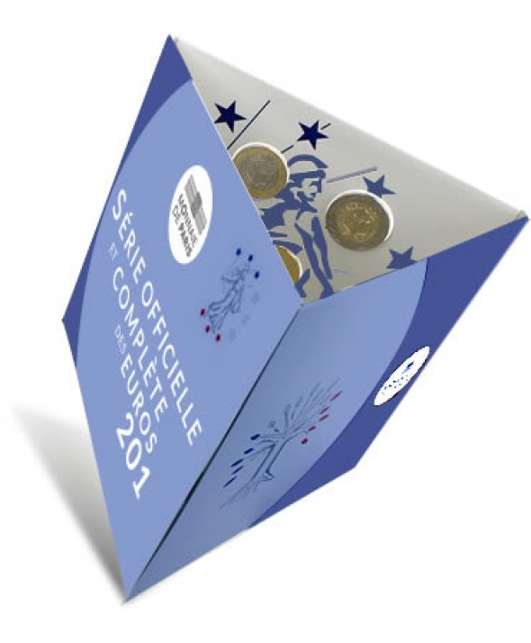 Coffret BU Euro France 2019 (MDP)