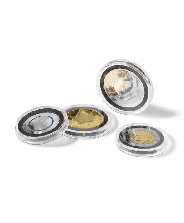 Capsules de monnaie ULTRA Intercept 36 mm, paquet de 10