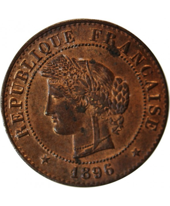 CERES - 1 CENTIME 1896 A PARIS