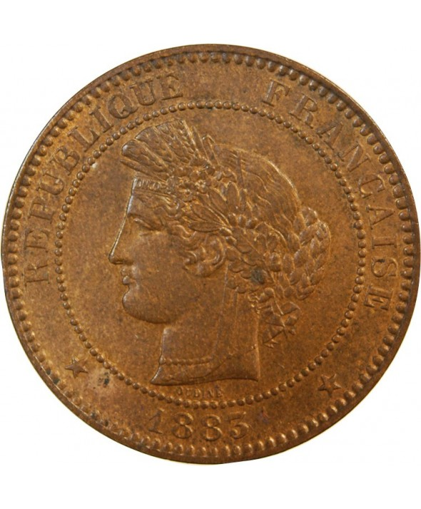 CERES - 10 CENTIMES 1883 A PARIS
