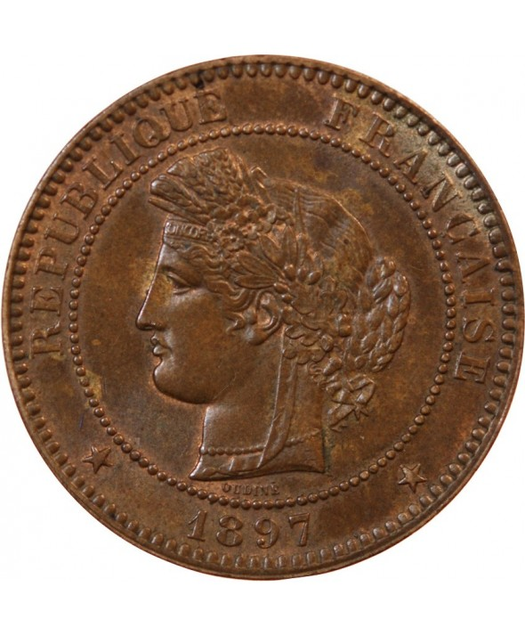 CERES - 10 CENTIMES 1897 A PARIS