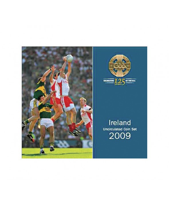 Coffret BU Euro 2009 - Irlande (Gaelic Athletic Association)