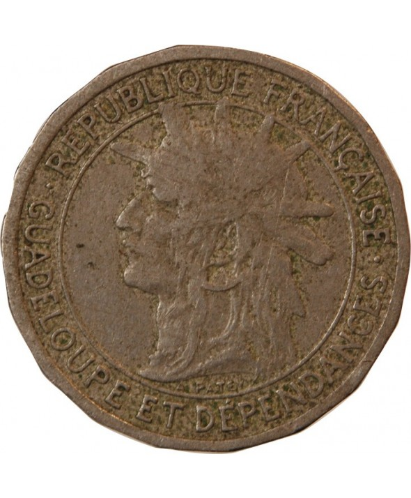 GUADELOUPE - 50 CENTIMES 1903