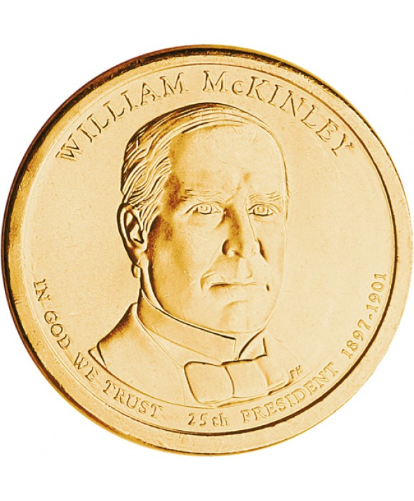 1 Dollar USA 2013 - William McKinley