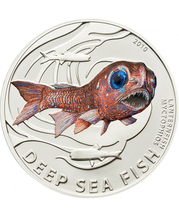 2 Dollars 2010 - Poisson Lanterne