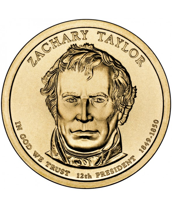1 Dollar USA 2009 - Zachary Taylor