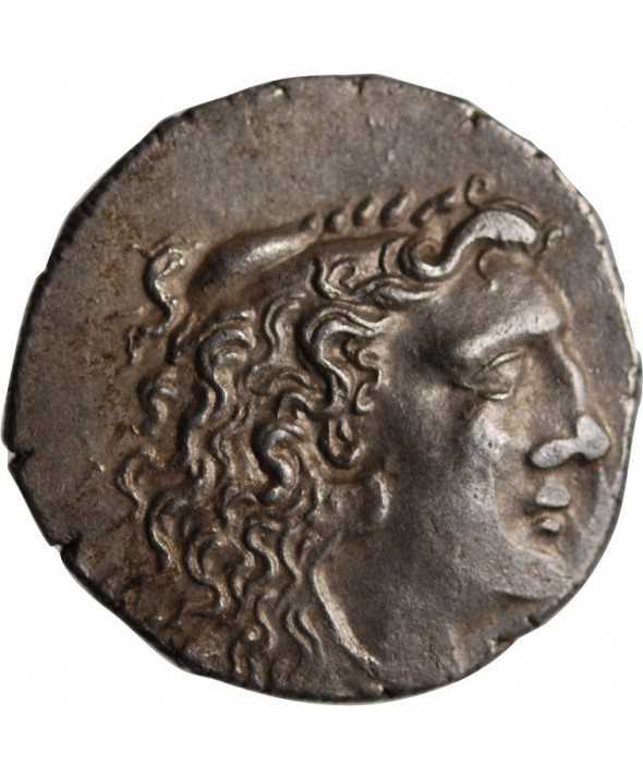 THRACE - ODESSUS TETRADRACHME ARGENT