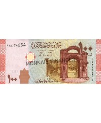 Billet 100 Syrian Pounds SYRIE 2009