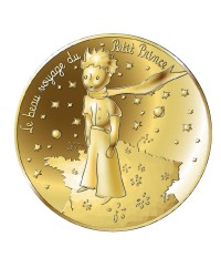 LE PETIT PRINCE (VAGUE 2) - 250 Euros Or BU FRANCE 2016 (MDP)
