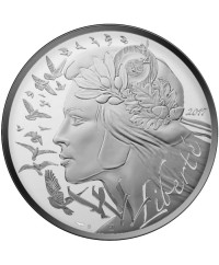 MARIANNE - 20 Euros Argent BE 2017 FRANCE