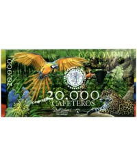 20000 Cafeteros, Colombia : Perroquet - Jaguar - Serpent - 2013