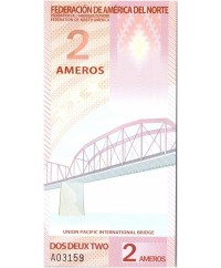 2 Ameros, Union Pacific International Bridge - 2011