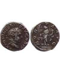 Denier, Caracalla (197-217) - MONETA AVG