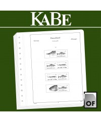 KABE OF Supplement RFA combinaisons de timbres 2017