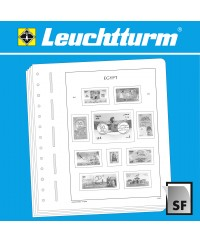 LEUCHTTURM SF Supplement Egypte 2016