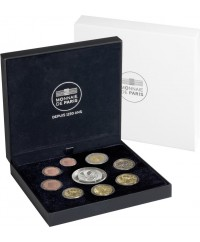 Coffret BE Euro FRANCE 2015 (Monnaie de Paris)