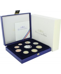 Coffret BE Euro 2008 - France