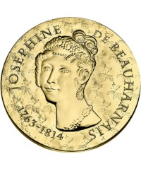 Joséphine de Beauharnais - 50 Euros Or BE 2018 FRANCE (MDP)