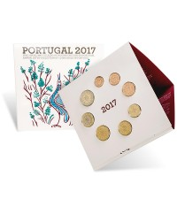 Coffret BU Euro PORTUGAL 2017
