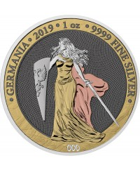 BULLION ARGENT GERMANIA 2019