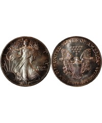 USA - ONCE LIBERTY ARGENT 1988
