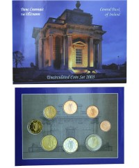 Coffret BU Euro 2003 - Irlande (The Casino Marino)