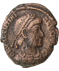 As (Aes 3/4) Valentinien I - Rome Bronze