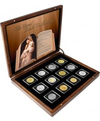 "Coffret ""La grande collection de la Bible"""