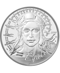 MARIANNE - 20 Euros BE Argent 2018 FRANCE