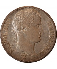 NAPOLEON I - 5 FRANCS 1811 A PARIS