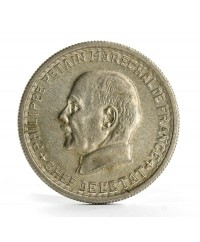 5 Francs – Type Pétain – France 1941