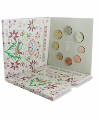 Coffret BU Euro PORTUGAL 2015