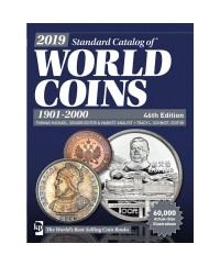World Coins 1901 à 2000, 46ème Edition (2019)