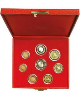Coffret BE Euro 2001 - Monaco