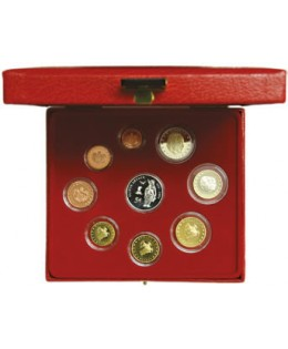 Coffret BE Euro 2004 - Monaco