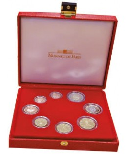 Coffret BE Euro 2006 - Monaco