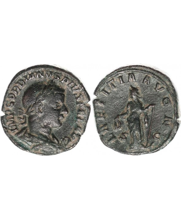 Rome Empire Sesterce, Gordien III (238-244) - LAETITIA AVG N