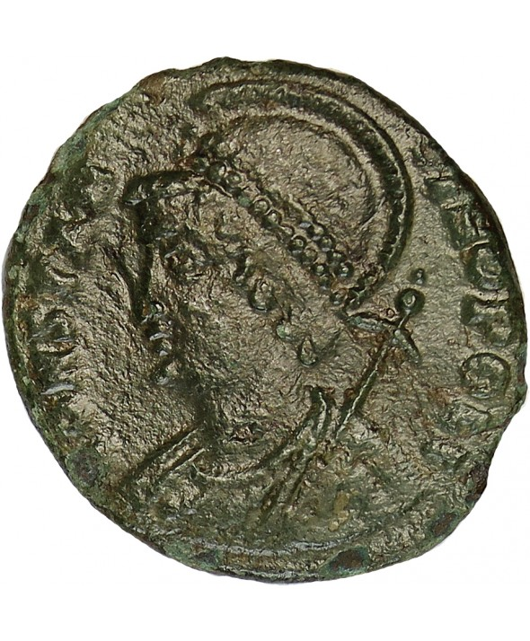 As (Aes 3/4) Constantinople - Rome Bronze