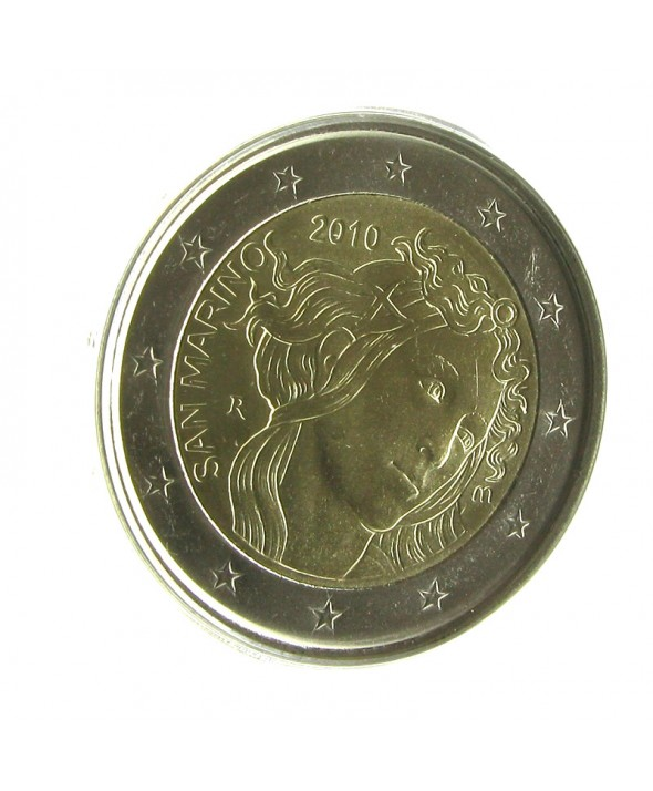 2 euros commémorative Saint Marin 2010