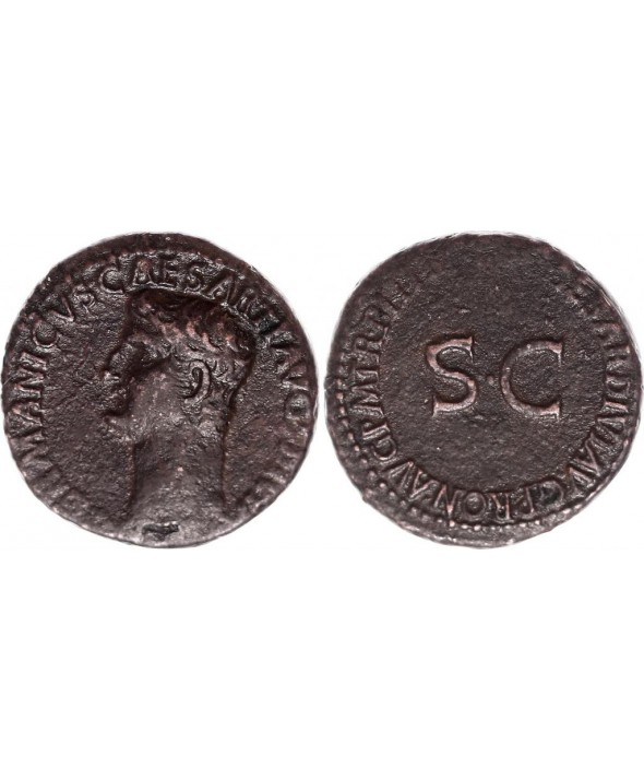 Rome Empire As, Germanicus (37-38) - C CAESAR AVG GERMANICVS PON M TR POT